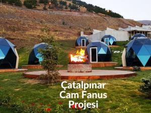 Çatalpınar Cam Fanus Projesi